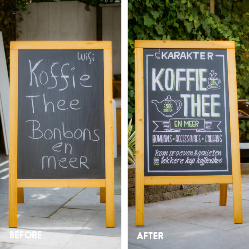 Krijtbord_Karakter_straatbord_before_after
